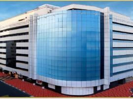 Excelsior Hotel Downtown, hotel near Deira City Centre Shopping Mall, Dubai