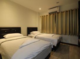 방콕에 위치한 호스텔 Chaiwat Guesthouse