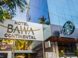 Hotel Bawa Continental, boutique hotel in Mumbai