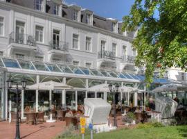 SEETELHOTEL Pommerscher Hof, Hotel in Heringsdorf