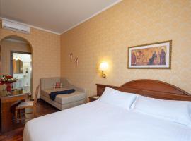 Hotel Boccaccio, отель во Флоренции, рядом находится Собор Санта-Мария-дель-Фьоре