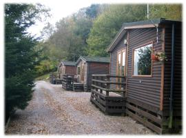 The Raddle Inn Log Cabins, hotel in Croxden