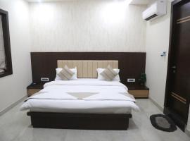 Vandana Residency, hotel near Bharat Mata Temple, Varanasi