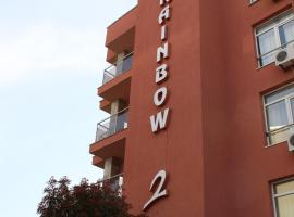 Apartment in Rainbow2, hotel in Sunny Beach