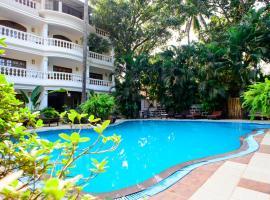 Sandalwood Alidia Beach Resort, campground in Old Goa