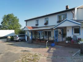 Pension Hohen Sprenz _ Objekt 1027, hotel near Rostock-Laage Airport - RLG, Hohen Sprenz