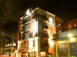 ホテルビンタンパリリゾート(大人専用)、神戸市のラブホテル
