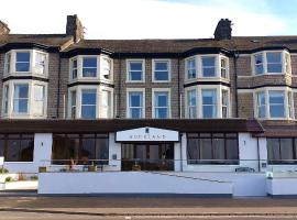 The Auckland Hotel, hotel in Morecambe