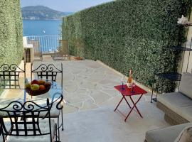 Blue Azur Studio, apartment in Villefranche-sur-Mer