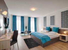 Triple M Hotel, hotel en Budapest