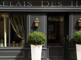 Hôtel Le Relais des Halles, отель в Париже