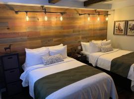 Cedar Stables Inn & Suites, hotel near Kalahari Waterpark, Sandusky