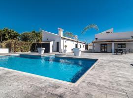 Casa La Vuelta, hotel in Formentera del Segura