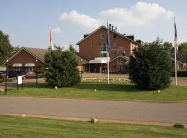 Fletcher Hotel Restaurant Heidehof, accessible hotel in Heerenveen
