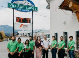 Golden Village Lodge, hotel in Golden