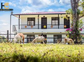 Hotel Campestre El Triunfo, hostal o pensión en San Agustín