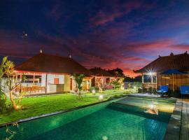 The Parnas, hotel near Blue Lagoon, Nusa Lembongan