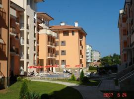 Gardenia Apartments, hotel near Aquapark Primorsko, Primorsko