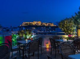 Attalos Hotel, hotel in Athens