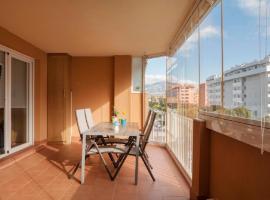 Acogedor apartamento de 1 dormitorio, hotel dicht bij: winkelcentrum Miramar, Fuengirola