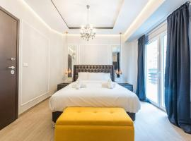 """Syntagma Luxury Living One """"LL1"""" Apartments, luxury hotel in Athens"""
