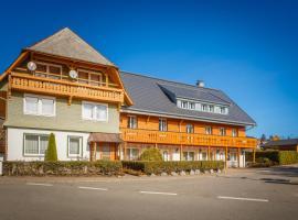 La Felicita 7, homestay in Schluchsee
