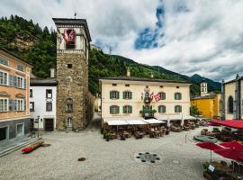 Hotel Biobistro Semadeni, hotel a Poschiavo