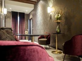 Alle Guglie Boutique Hotel, hotel perto de Cassino de Veneza, Veneza