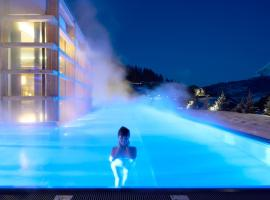 Hotel Cristallo - Wellness Mountain Living, hotel in La Villa