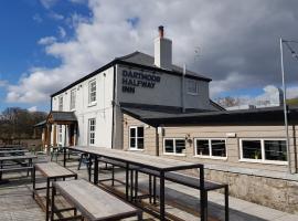 Dartmoor Halfway Inn, hotel in Newton Abbot