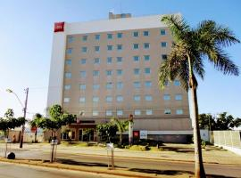 ibis Montes Claros Shopping, hotel em Montes Claros