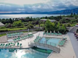 Parc Hotel Germano Suites & Apartments, hotel in Bardolino