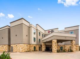 Best Western Plus Waller Hotel, hotel di Waller