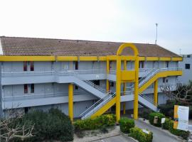 Premiere Classe Sete - Balaruc, hotel near Espace Georges Brassens, Balaruc-le-Vieux
