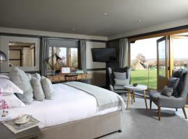 The Jack Russell, hotel near Highclere Castle, Andover