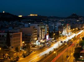 Athenaeum Smart Hotel, hotel in Athens