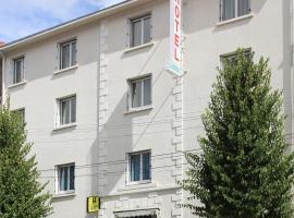 Logis Hotel Sandrina, hôtel à Niort