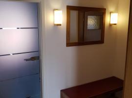 70m² Zweiraumwohnung am Spreewaldradweg in Cottbus, ξενοδοχείο κοντά σε Πολυτεχνείο Cottbus Βραδεμβούργου, Κότμπους