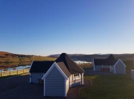 Skye Cabins, cabin in Skeabost
