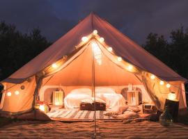 Nuvolive Glamping, glamping site in Castelvetrano Selinunte