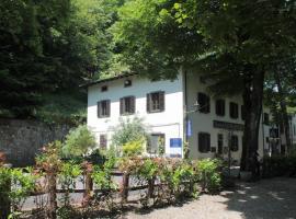 Locanda Dei Baroni - Antica Dimora, hotel in Camaldoli