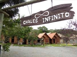 CHALÉS INFINITO, cabin in Gramado