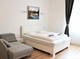 Flowers apartments, апарт-отель в Праге