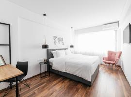Evapollo, apartment in Thessaloniki