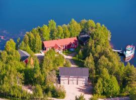 Hotel Uitonniemi, hotel in Kemijärvi