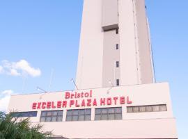 Bristol Exceler Plaza Hotel, hotel em Campo Grande