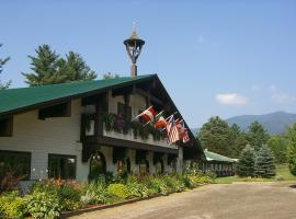 Northern Lights Lodge, Hotel in Stowe