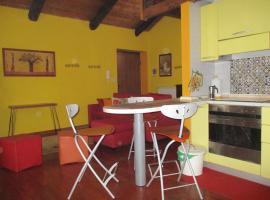 La casetta nel cortile, appartamento a Torino