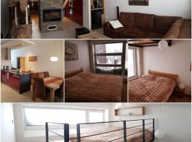 G.apartment's Klínovec, hotel v Loučné pod Klínovcem