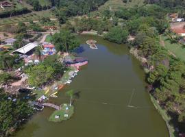 Parque Pousada Macaquinho Turismo, hotel perto de Parque Vertentes, Serra Negra